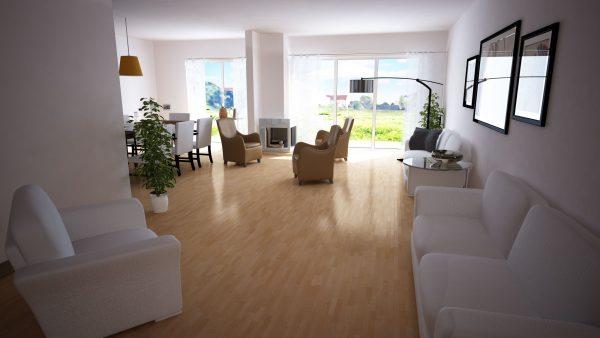 Integriertes Betreutes Wohnen in Ludwigshafen Melm - barrierefreier Aufenthaltsraum zur freien Nutzung für die Bewohner